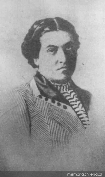 Gabriela Mistral, ca. 1915