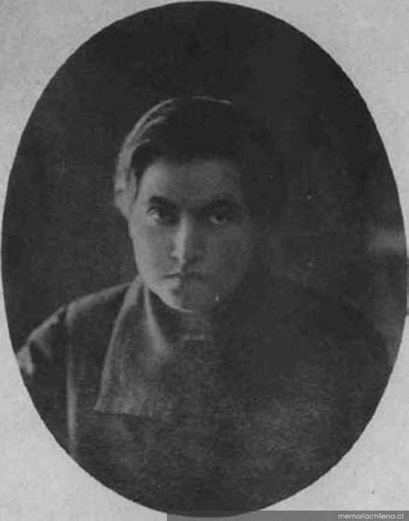 Gabriela Mistral, ca.  1920