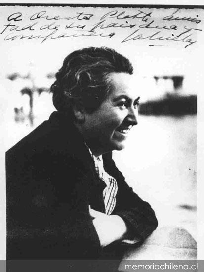 Gabriela Mistral, ca. 1938