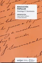 Educación popular - Sarmiento
