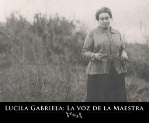 La voz de la maestra - Mistral (descargar libro)
